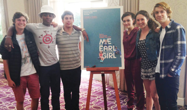 Me and Earl, and The Dying Girl